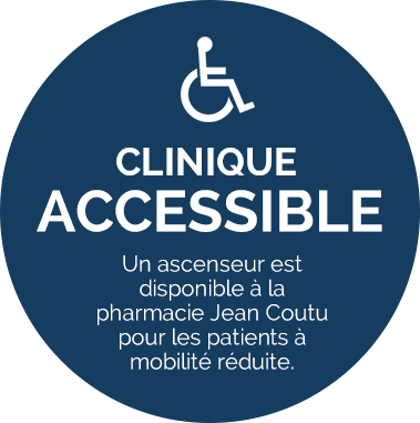 clinique accessible podiatre