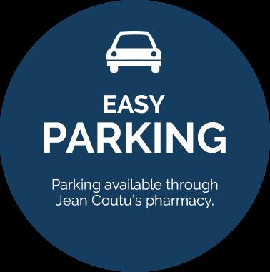 easy parking podiatrist