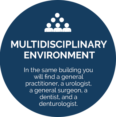 multidisciplinary environment